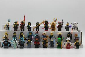 Sammlung Große Auswahl an Alten /& Neueren Figuren Lego Minifiguren