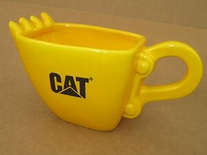 Caterpillar Cat Bucket Mug, Coffee Cup