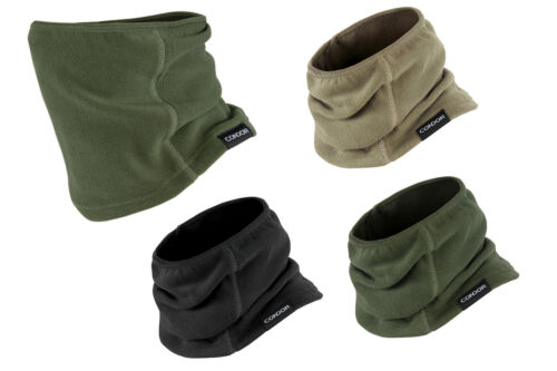 Condor Thermo Neck Gaiter 221106 Thermal Stretch Fleece Cold Weather Protection