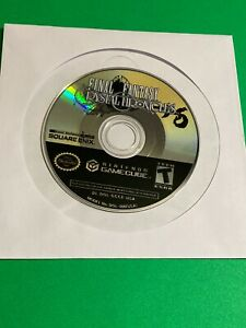 NINTENDO-GAMECUBE-WORKING-DISC-ONLY-FINAL-FANTASY-CRYSTAL-CHRONICLES