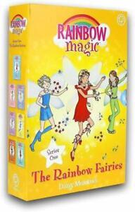 Rainbow-Magic-The-Rainbow-Fairies-Series-1-Daisy-Meadows-Collection-7-Books-Set