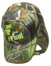 16280390c49c6 item 4 Shut Up and Fish Fishing Hook on Bill Camouflage Embroidered Cap  CAP940 Hat -Shut Up and Fish Fishing Hook on Bill Camouflage Embroidered  Cap CAP940 ...