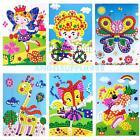 Baby Kid Developmental Toy 3D Crystal Mosaics Art Sticker Educational Craft #A