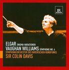 Elgar: Enigma Variations; Vaughan Williams: Symphony No. 6 (CD, Sep-2010, BR Klassik)