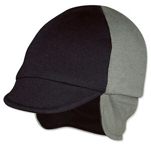 PACE 100% MERINO WOOL CYCLING BEANIE HAT REVERSIBLE BLACK SAGE GREEN ... 83b5989033f