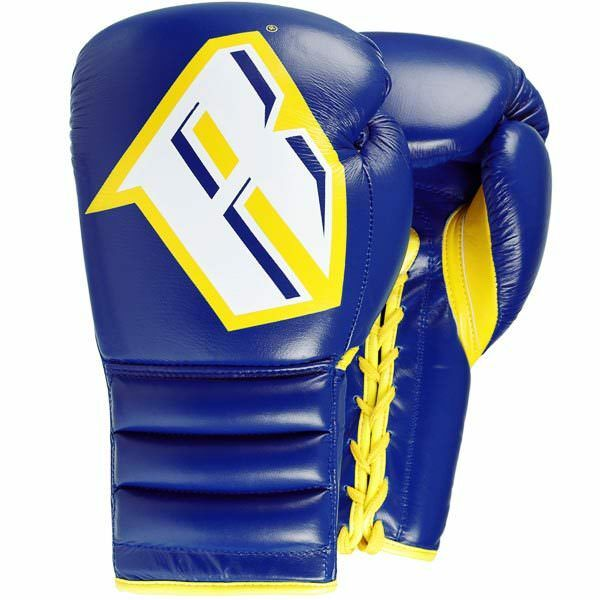 Revgear S4 Boxing Gloves Professional Sparring Boxing Sparring Professional Glove Dirty Blau 0e95fb