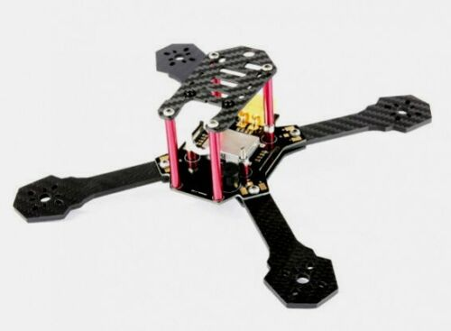 EMAX NighthawkX5 200 Carbon Fiber FPV Racing Drone Frame Kit Integrated PDB