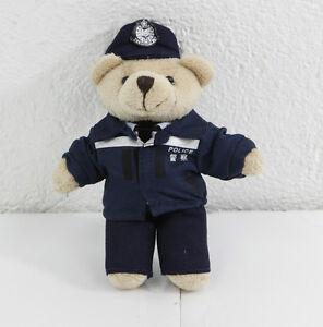 909e3737cd5 China HK Patrol Police Bobby Miniature Teddy Bear Small 5