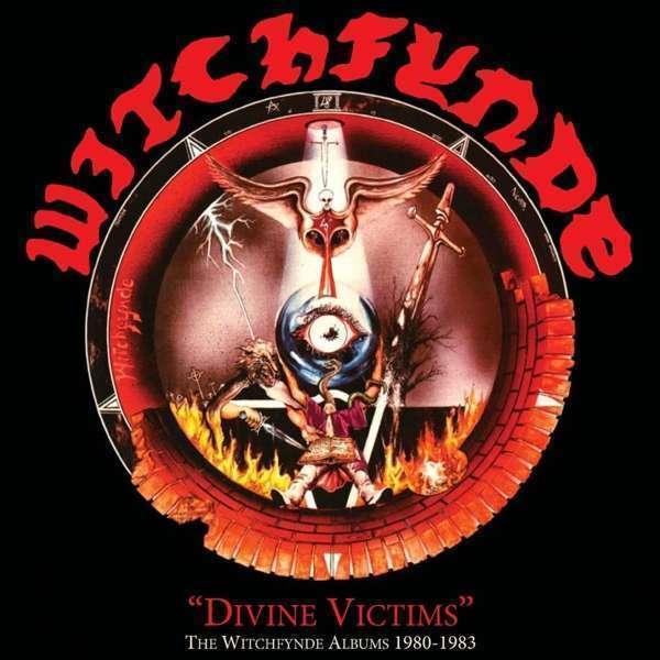 Witchfynde - Divina Victims: The Witchfynde Nuevo CD