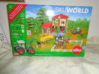 WORLD Zubehör Feldwege u Wald SIKU WORLD SIKU 5699