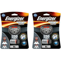 2 Pack Energizer Vision Hd+ Focus Led Headlamp (batteries Included) on sale