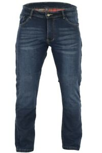 BUSA-Black-Tab-99-Blue-Stretch-Fit-Motorcycle-Jeans-made-with-Kevlar-Lining