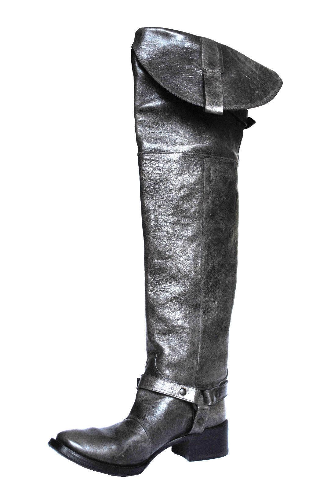 Stiefel Schuhe Overknee JIANNI JIANNI JIANNI BARBATO ITALY