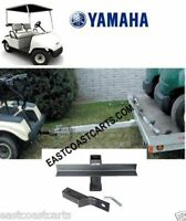 Yamaha Golf Cart Trailer Hitch With 2 Receiver (free Shipping)