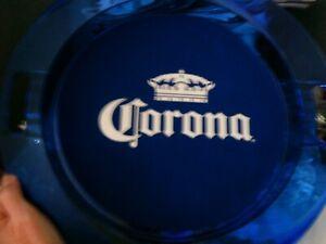 CORONA BEER ROUND SERVING TRAY NEW 15 INCH DIAMETER