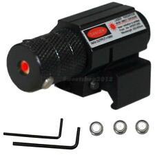 11MM Tactical Red Laser Beam Dot Sight for Gun Rifle Pistol Picatinny Mount SWTG