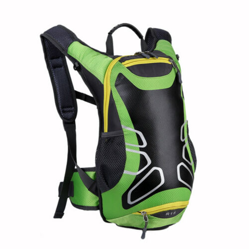 Bicycle Cycling Backpack Hydration Pack Hiking Camping Bag Mountain Road Bike