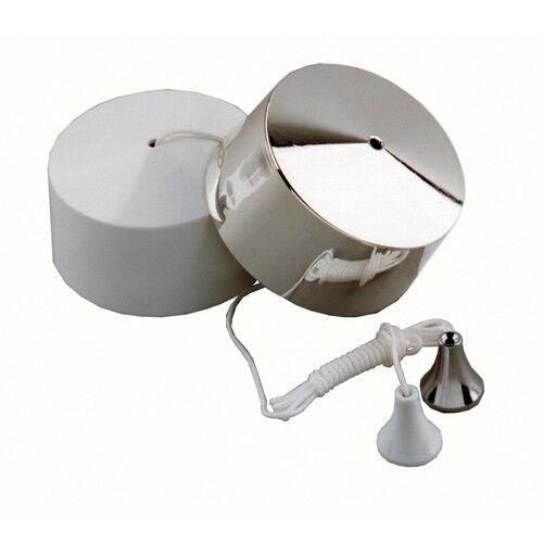 Gradation Pullcord Silencieux Interrupteur De Lumière Gradateur Tirette Pour Salle de bains éclairage