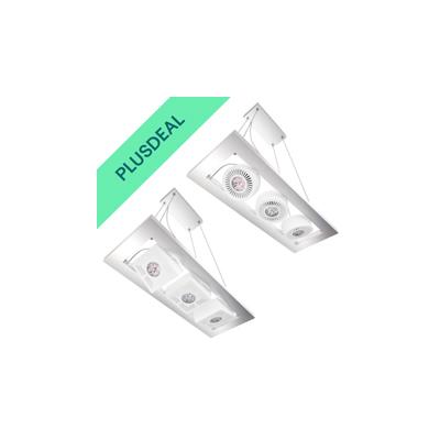 OSRAM 73236/73235 TRESOL CUBE/ROUND TRIO LED HÄNGELEUCHTE 3x4.5W LEUCHTE LAMPE