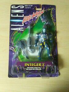 Aliens-Hive-Wars-Integer-3-1998-Kenner-Action-Figure-MOC