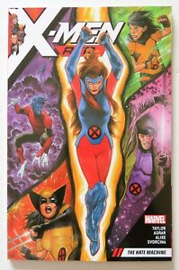 X-Men-Red-The-Hate-Machine-Vol-1-Marvel-Graphic-Novel-Comic-Book