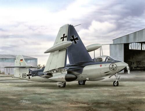 Hawker Sea Hawk FGA//Mk.101 1//72 Special Hobby SH72173 plastick model