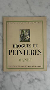 Album Arte - Medecines E Peintures - N°1 - Manet