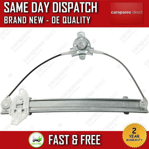 FOR HYUNDAI ACCENT 94>00 FRONT RIGHT MANUAL WINDOW REGULATOR 4 ...