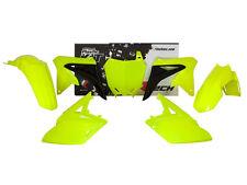 Racetech plastica kit completo set di parti SUZUKI GIALLO NEON PMT 250 2010 - 2017