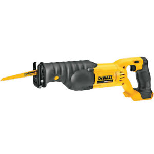 DEWALT 20V MAX Li-Ion Reciprocating Saw (Tool Only) DCS380B New - Tool Only