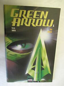 Kevin-Smith-amp-Phil-Hester-034-Green-Arrow-034-T-1-Collection-Semic-Books-2002