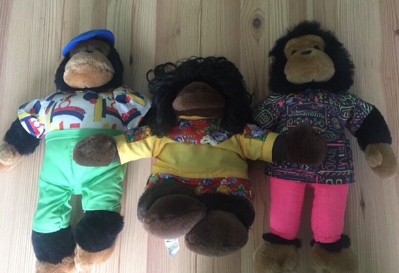PG Tipps Vintage Monkeys Set HTF