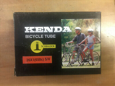 "26/"" x 2.75/"" 3.0/"" Kenda Presta Bicycle MTB Tube Valve Fat Bike Downhill Charity"