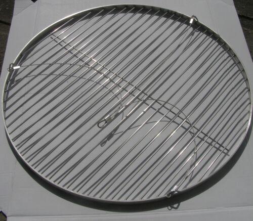 55 60 70 cm Grillrost Grill Rost Edelstahl V2A Schwenkgrill Dreibein Feuerschale