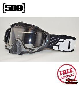 f540d4b90cb6 La foto se está cargando 509-siniestro-Snowmobile-gafas-de-vision-nocturna- X5-