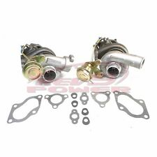 Rev9 91-99 3000GT VR4 Dodge Stealth RT Bolt On Twin Turbo Charger Quick Spool