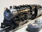 LIONEL UNION PACIFIC STEAM ENGINE & TENDER LIONCHIEF RC o gauge train 6-81262 E