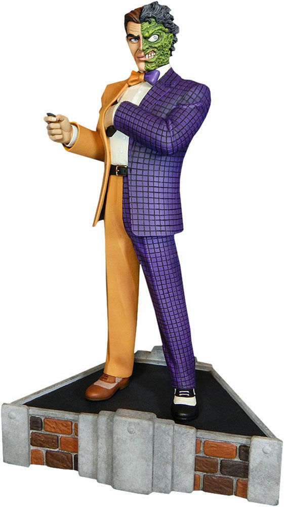 Batman: Classic Two-Face 14 inch inch inch Maquette Tweeterhead Sideshow Collectibles d6901e