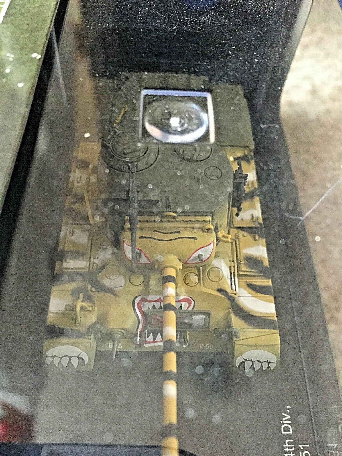 trova il tuo preferito qui Hobby Master HG3701 M46 Patton US US US Army 24th Infantry Div 6th Han River, Korea  prezzo più economico