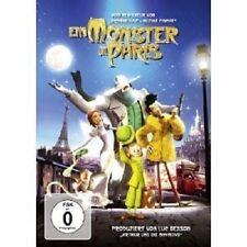 EIN MONSTER IN PARIS  DVD NEU