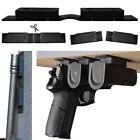 Gun Storage Solutions Multi-Mags Concealed Magnet Pistol Holster Handgun Rack