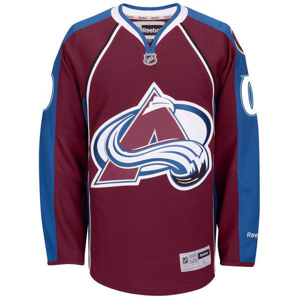 purple avalanche jersey
