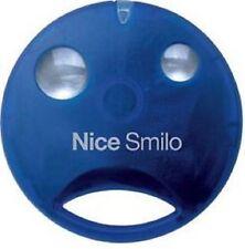 RADIOCOMANDO TELECOMANDO APRICANCELLO NICE SMILO SM2 433,92MHZ ROLLING CODE