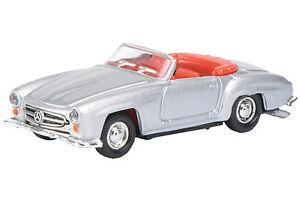 1955-Mercedes-Benz-190Sl-TIPO-no-452800500-Schuco-H0-modello-1-87
