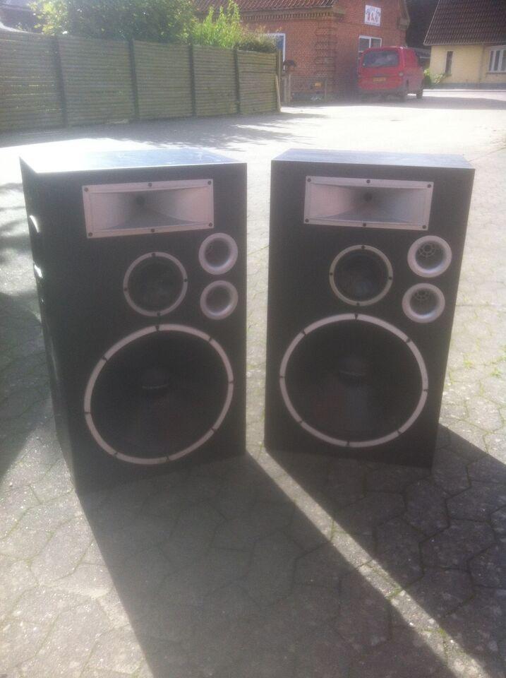 Højttaler, Scansonic, Extreme 4000 speaker