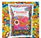 MarvelBeads Water Beads Rainbow Mix, 8 oz (20,000 beads) for Orbeez Spa Refill,