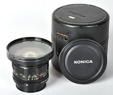 Vintage Konica Hexanon AR 21mm F4 Wide-Angle 35mm Camera Lens - Fungus?