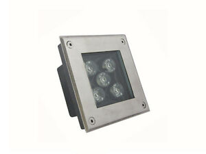 5W-LED-Inground-Light-Outdoor-Garden-Path-Underground-Lamp-Square-Waterproof