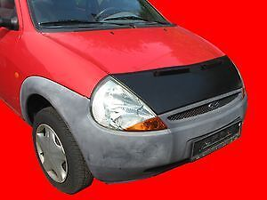 Image Is Loading Ford Ka Mk Bonnet Bra Stoneguard Protector