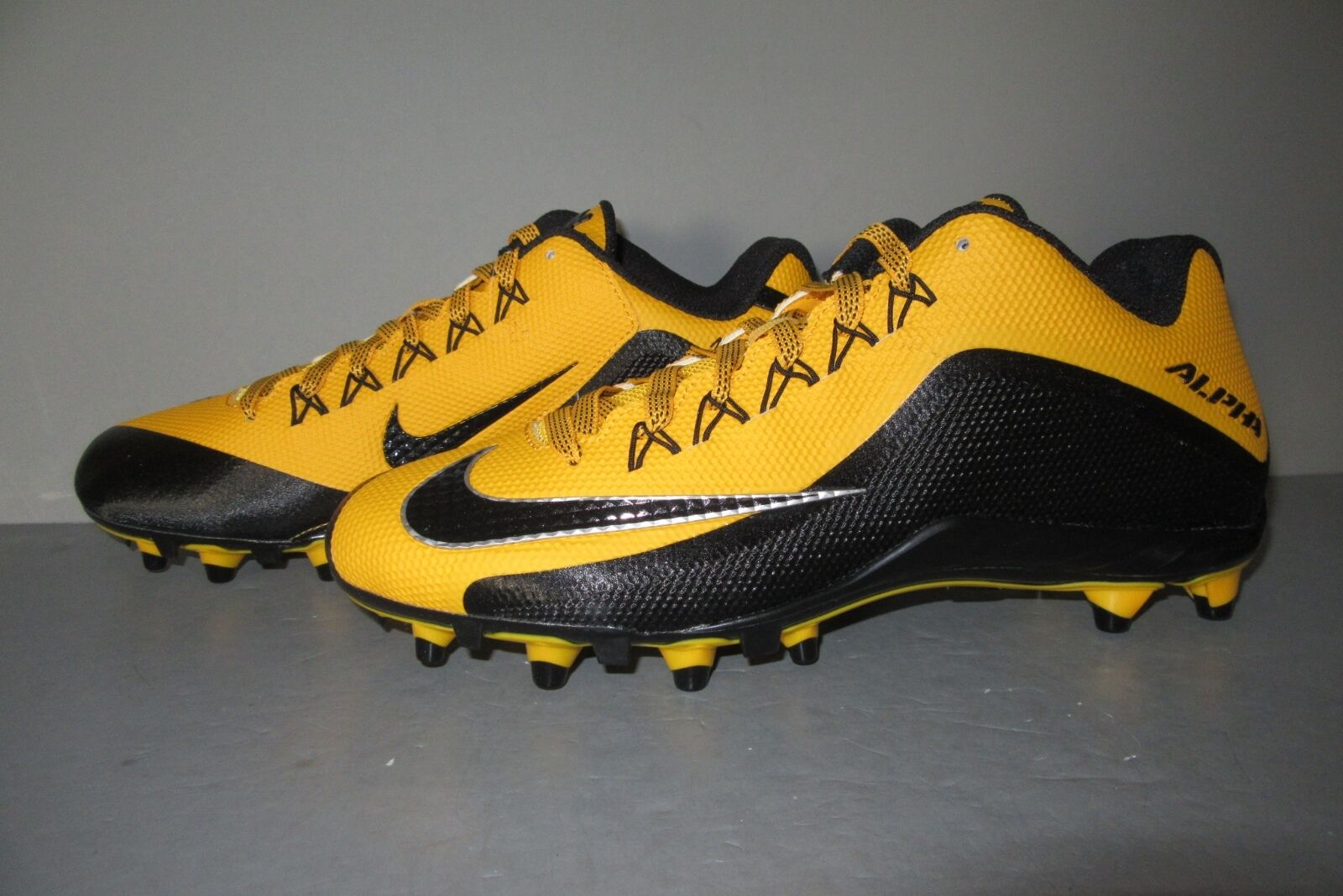 Nike PF Alpha Pro 2 TD PF Nike Football Molded Cleats/Shoes 729445-725 Size 13 a90838